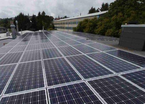 Solaranlage 29,6 kW